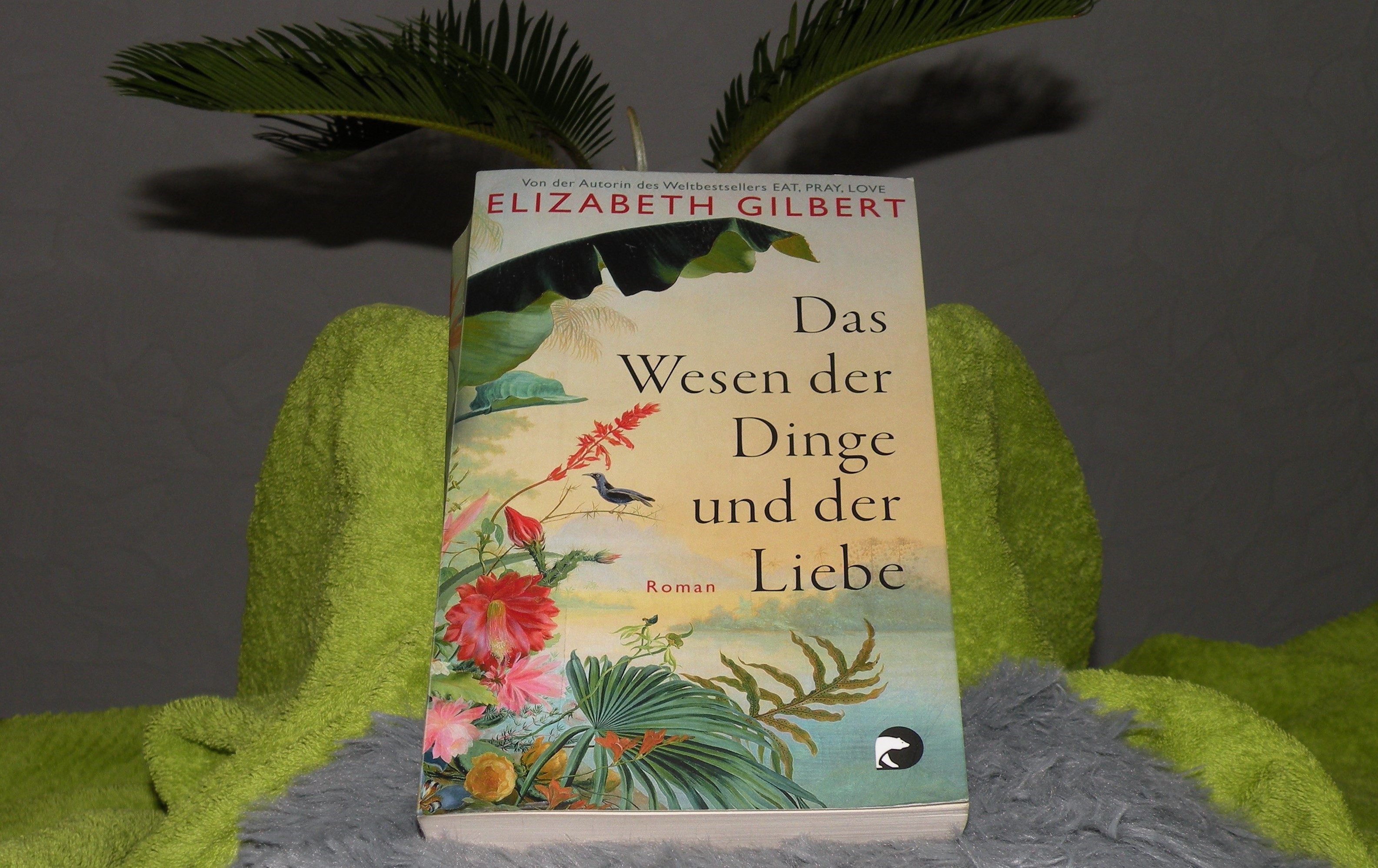 {#Buchcover Das Wesen der Dinge und der Liebe}