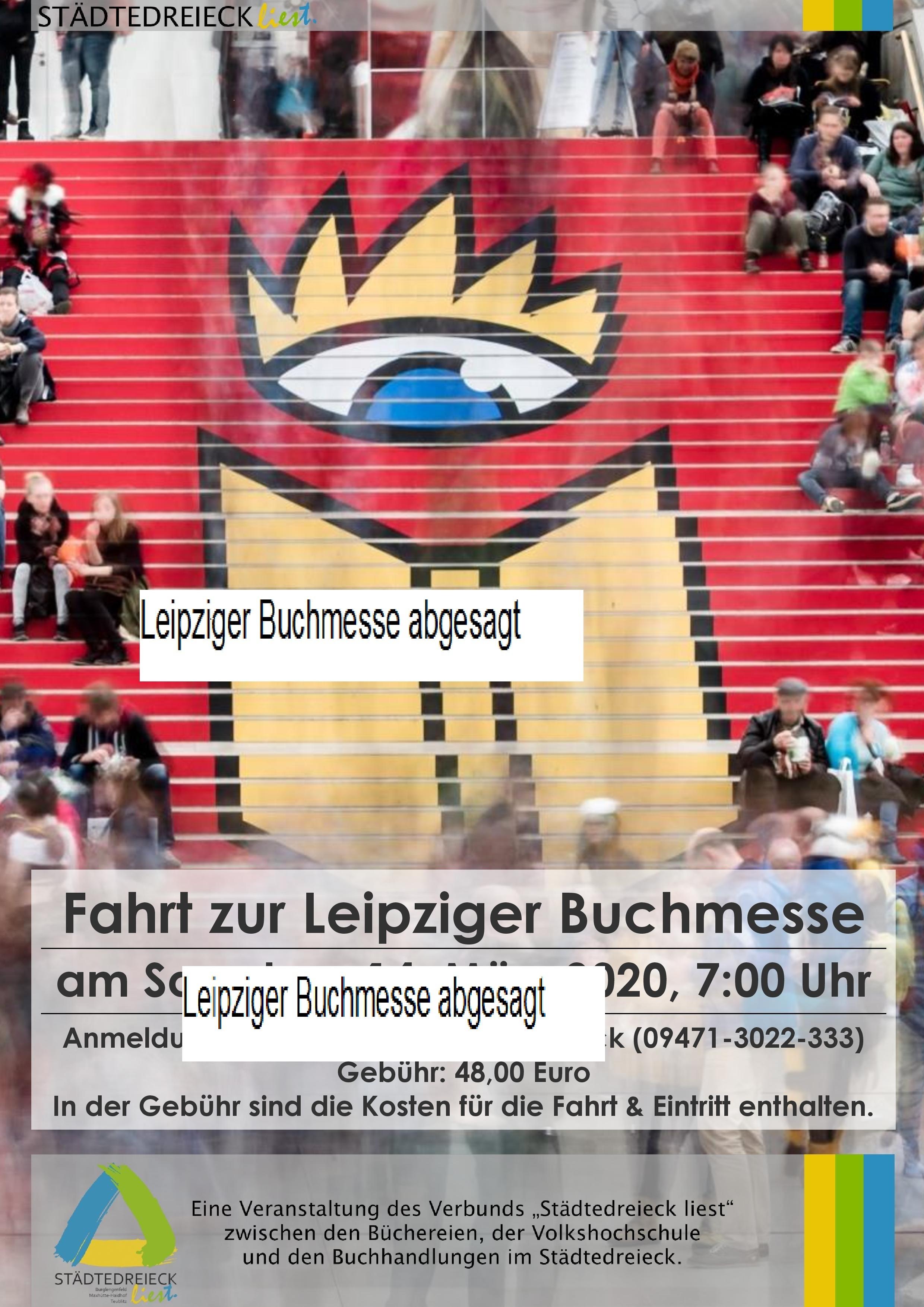{#SD liest - Leipziger Buchmesse}